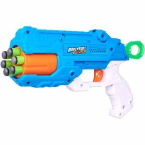 The Destroyer is one of our most used Nerf Guns in our normal Nerf Party for kids 5-8.