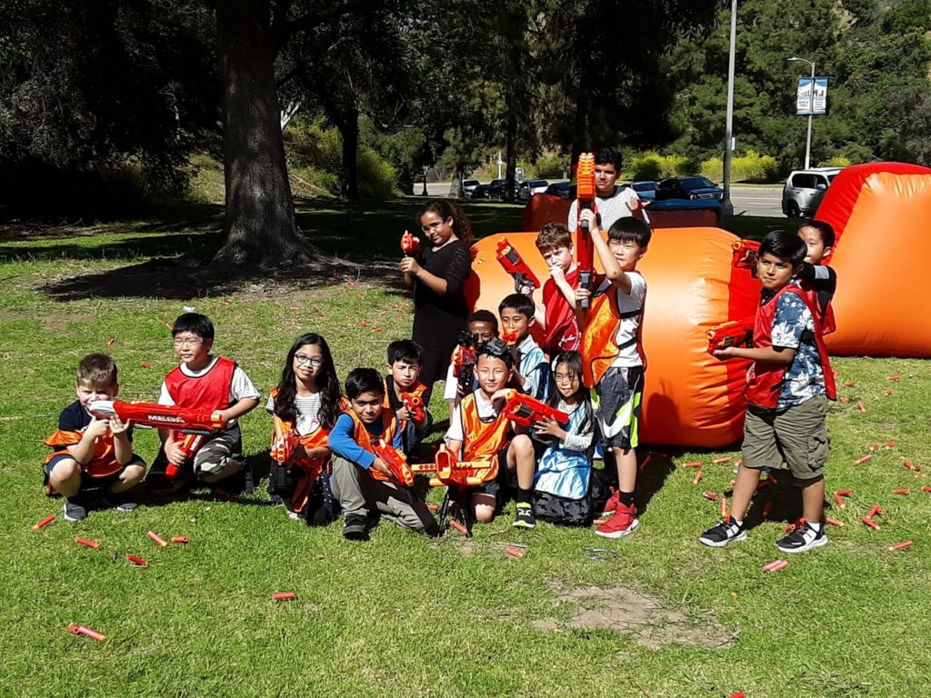 AirballingOC often requests Lake Forest for a Nerf Gun Party Orange County because our parties are second to none and we provide the best nerf gun rental and battlefield.