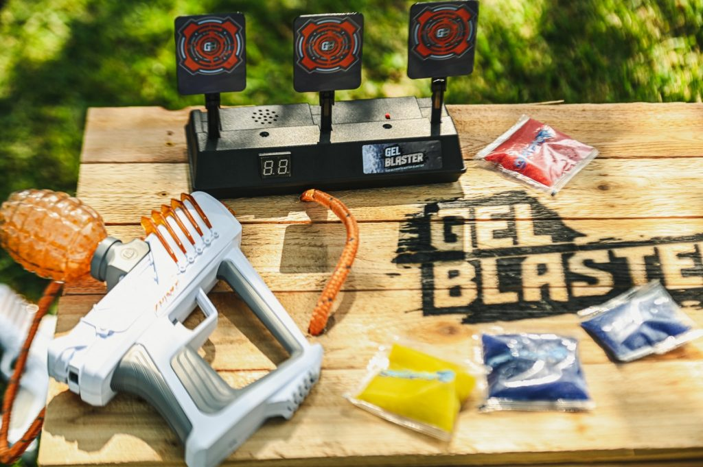 Gel Blaster Pricing for 40 People