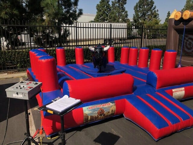 Premier Mechanical Bull Rental in Anaheim and throughout Orange County